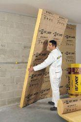Isolation thermique des murs par l 39 int rieur - Isolation murs interieurs en renovation ...