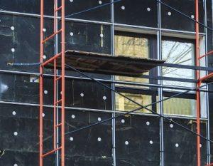isolation thermique des murs par l exterieur travaux